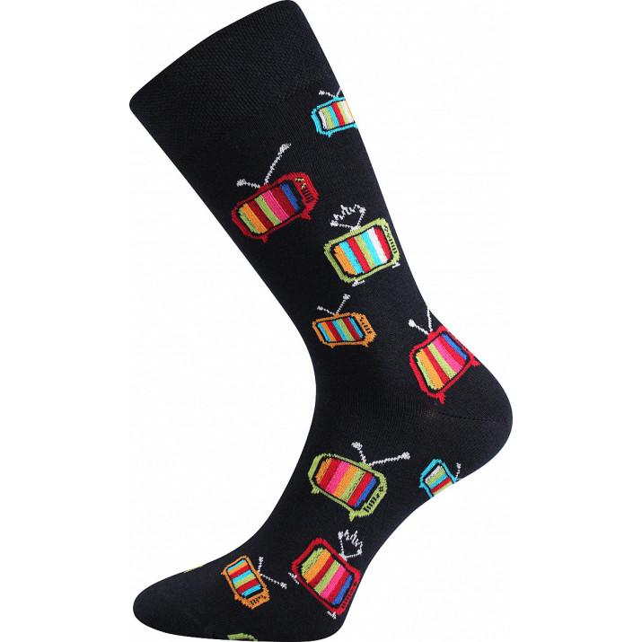 2+2 zdarma Barevné ponožky...