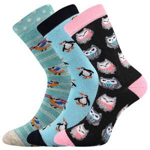 Ponožky Sibiř holka dětské...