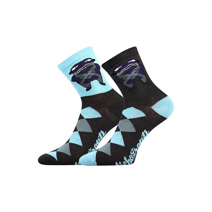 Barevné ponožky Lichožrouti...