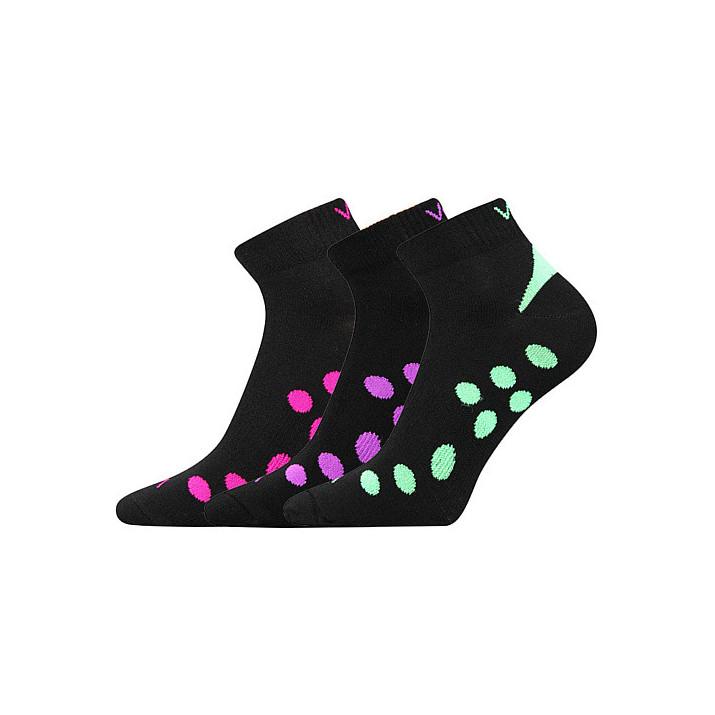Barevné ponožky Rex mix C 3...