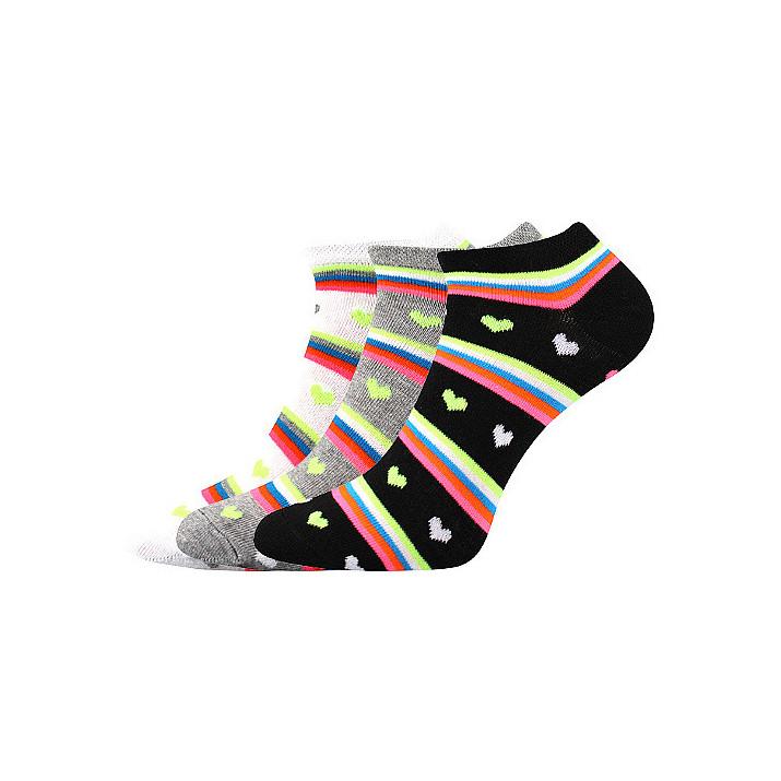 barevné ponožky Piki mix C...