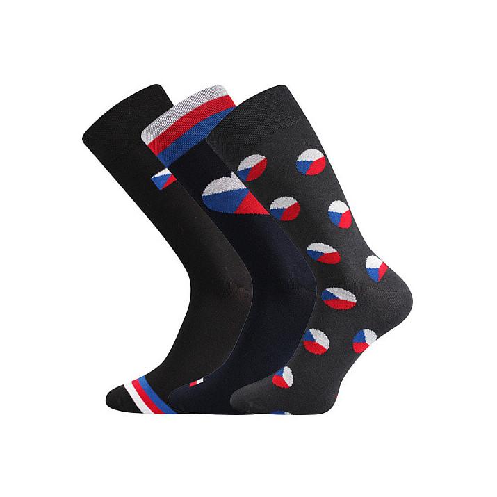 Barevné ponožky weareal mix...