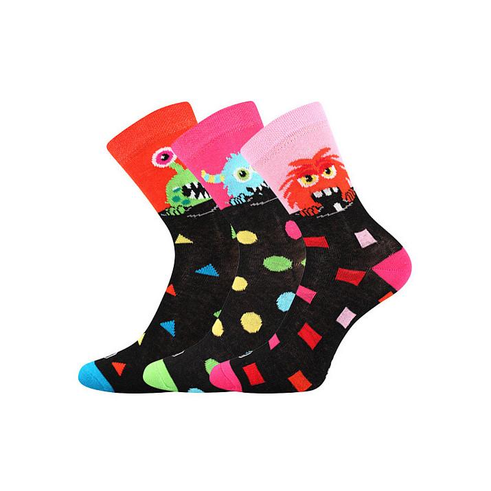Barevné dětské ponožky...