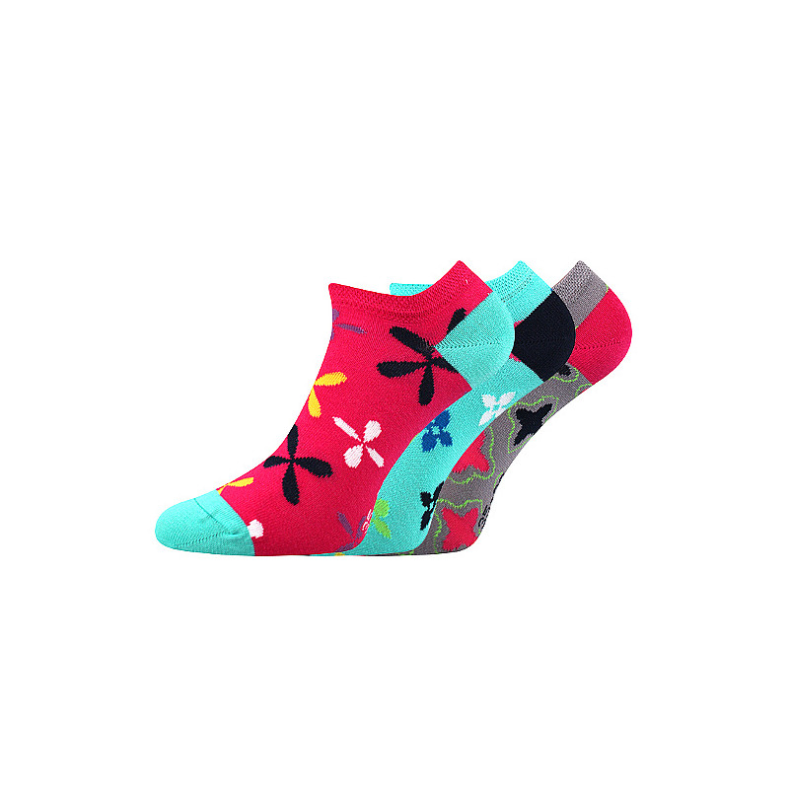 barevné ponožky Piki 53 mix...