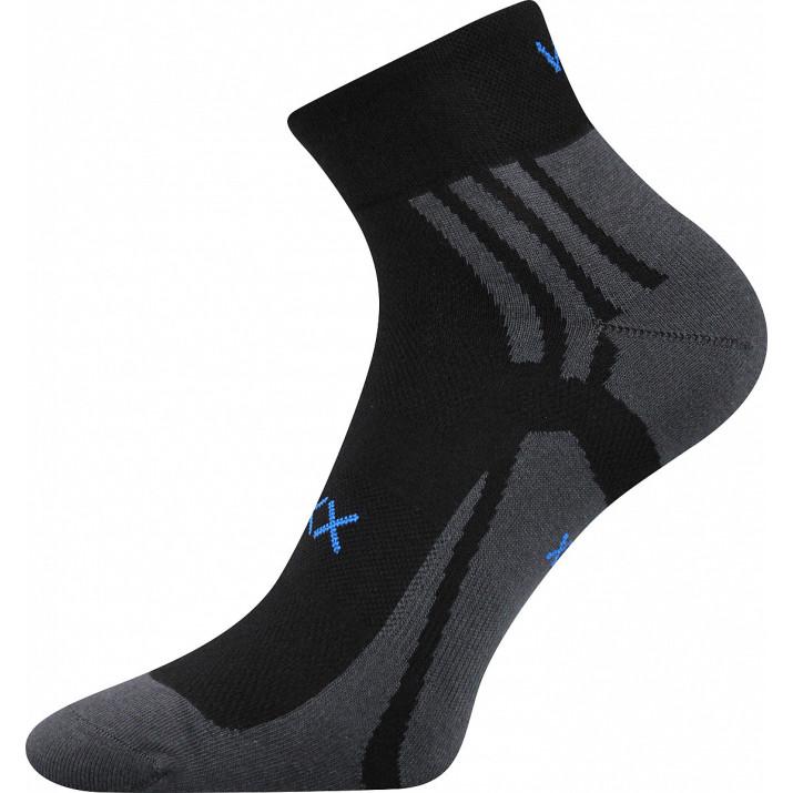 Ponožky Abra černé