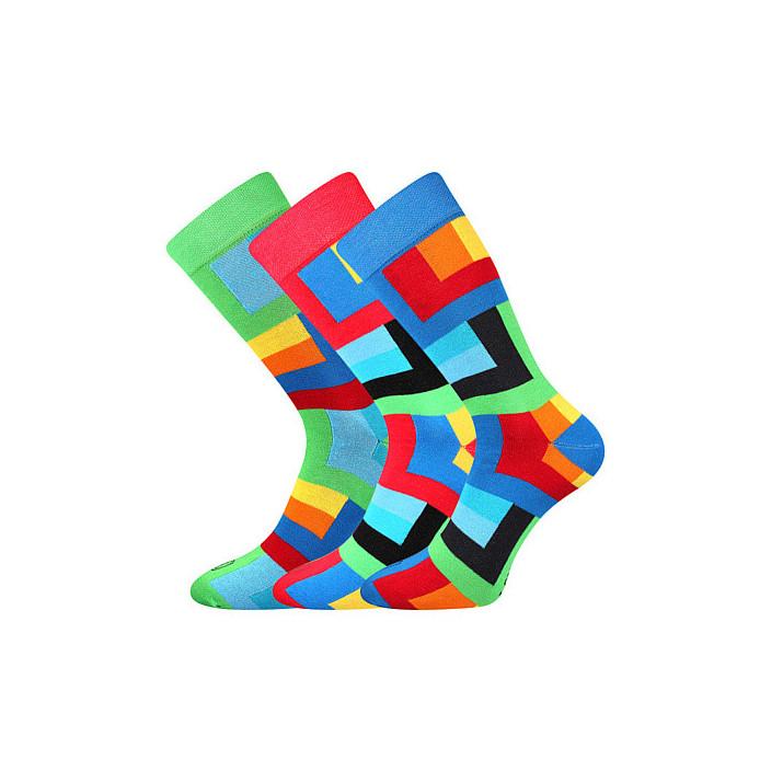 Barevné ponožky Wearel...
