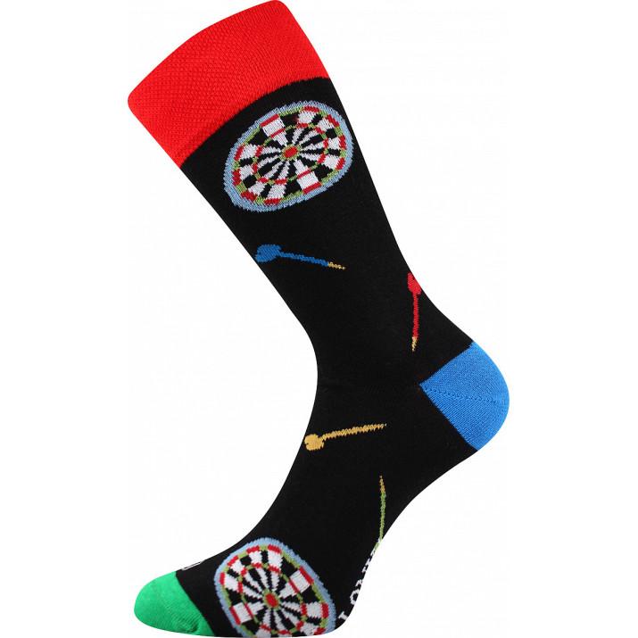 Barevné ponožky šipky