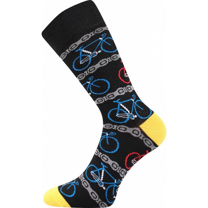 Barevné ponožky kola