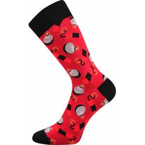 Barevné ponožky bomby