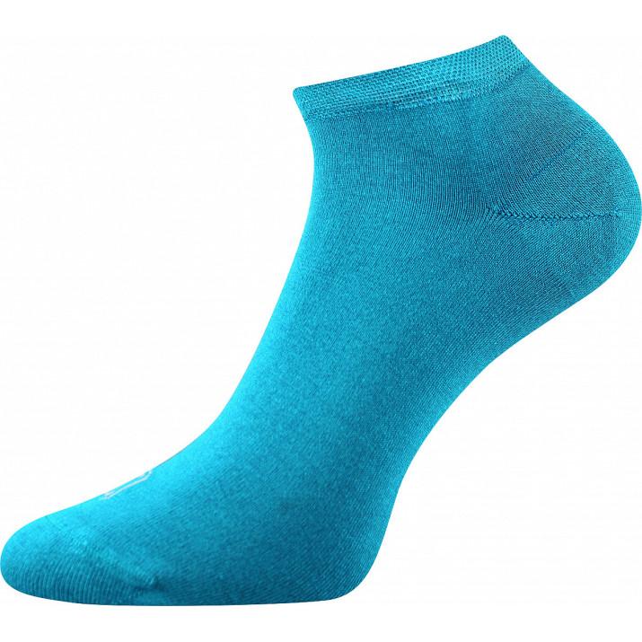 Ponožky Desi smaragdová