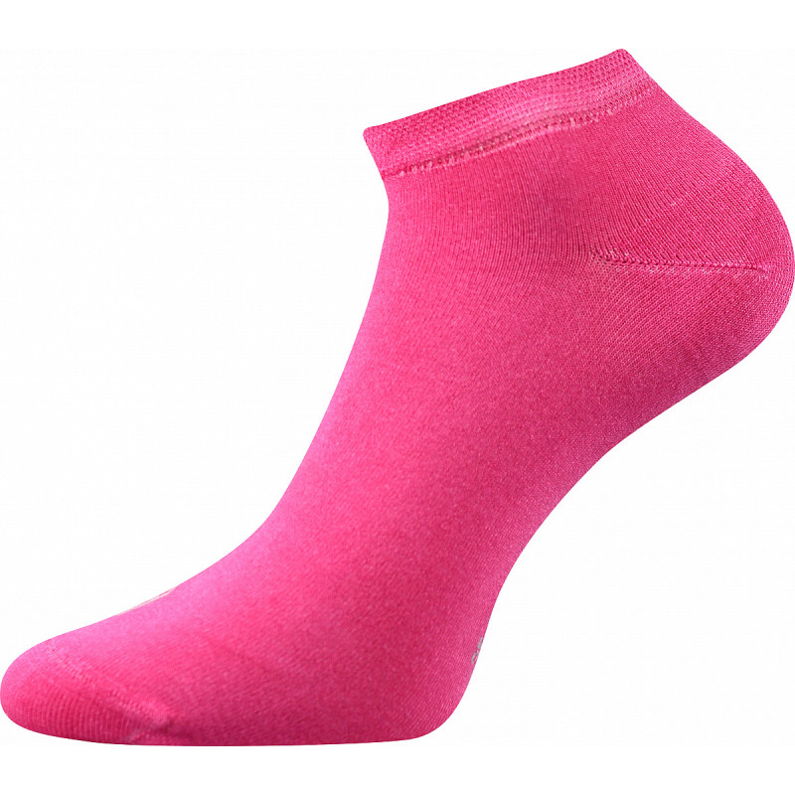 Ponožky Desi růžová