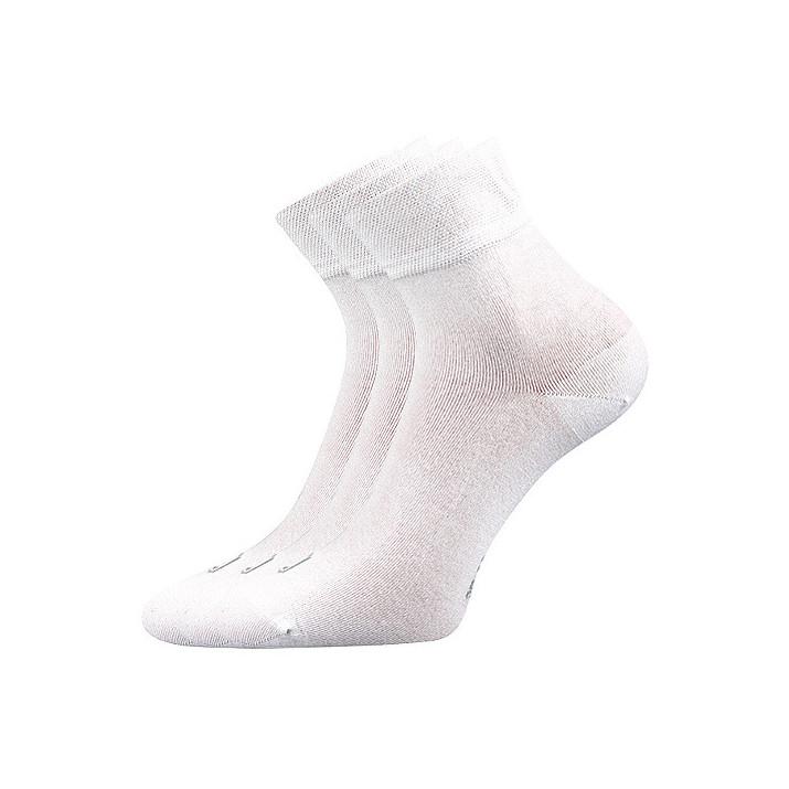 Ponožky Emi bílé 3 páry