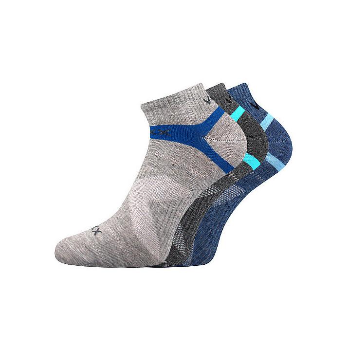 Barevné ponožky Rex mix A 3...