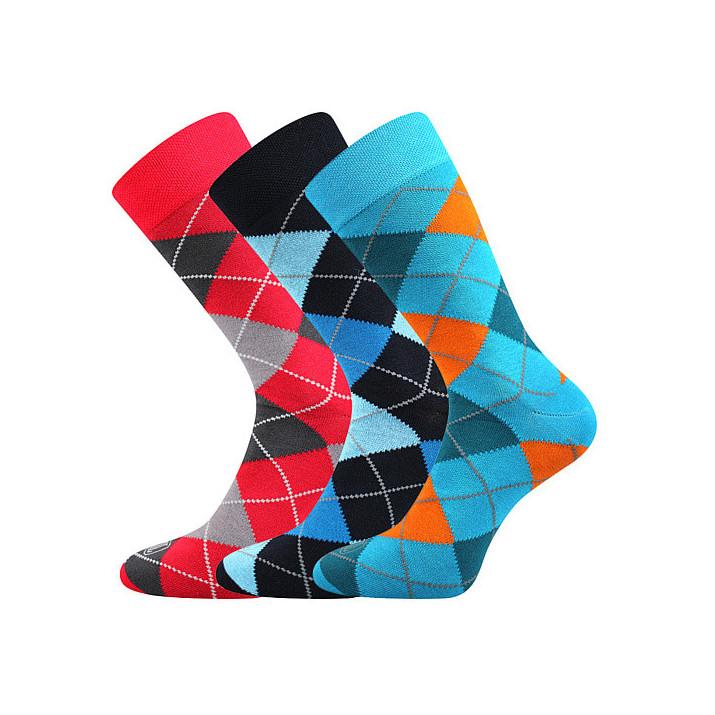 Barevné ponožky Wearel 3...