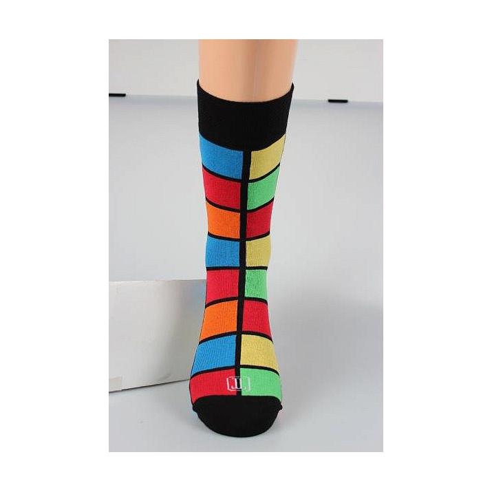 Ponožky Decube kostka mix X...