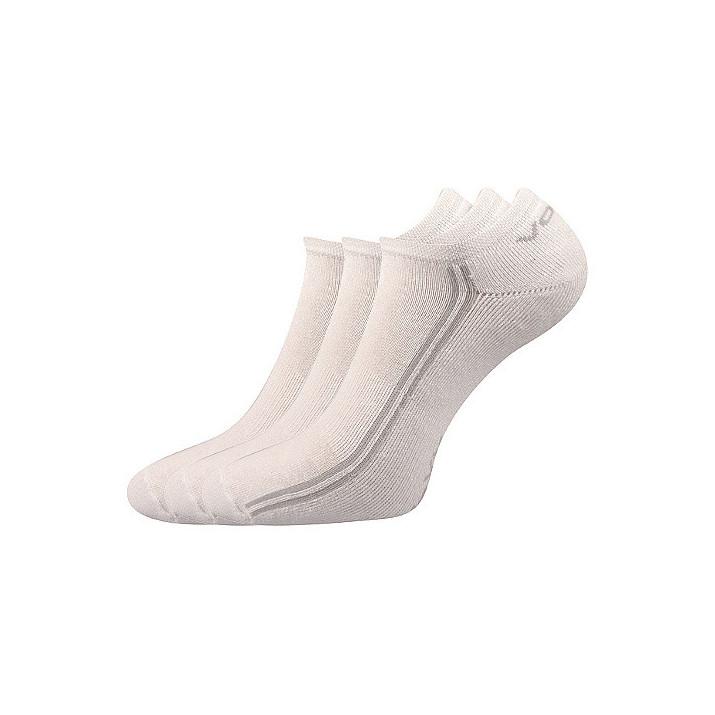 Ponožky desi bílé 3 pary