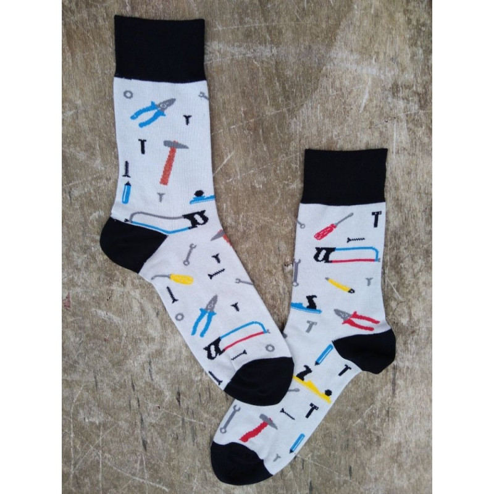 Barevné ponožky Kutil 1 pár