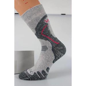 Ponožky Limit sv.šedé