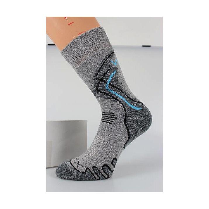 Ponožky Limit šedé