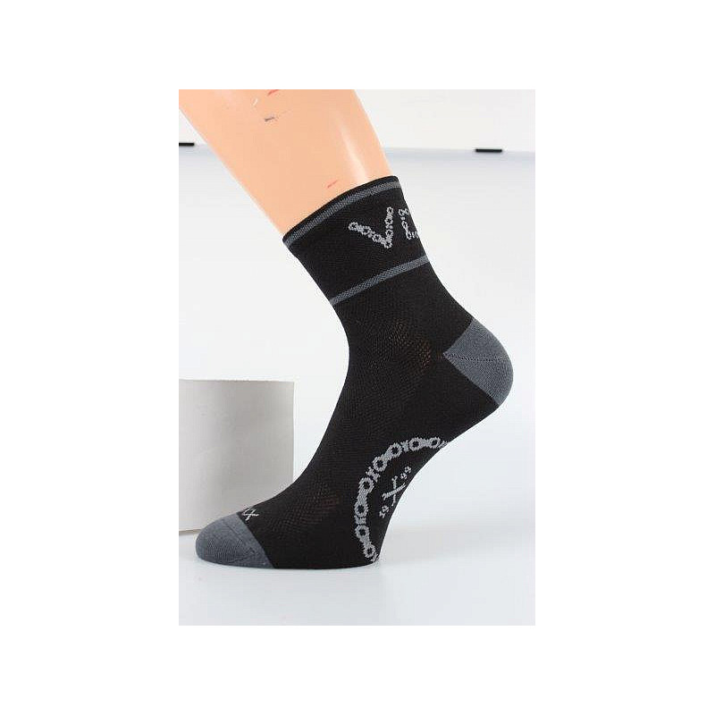 Sportovní ponožky Slavix černá