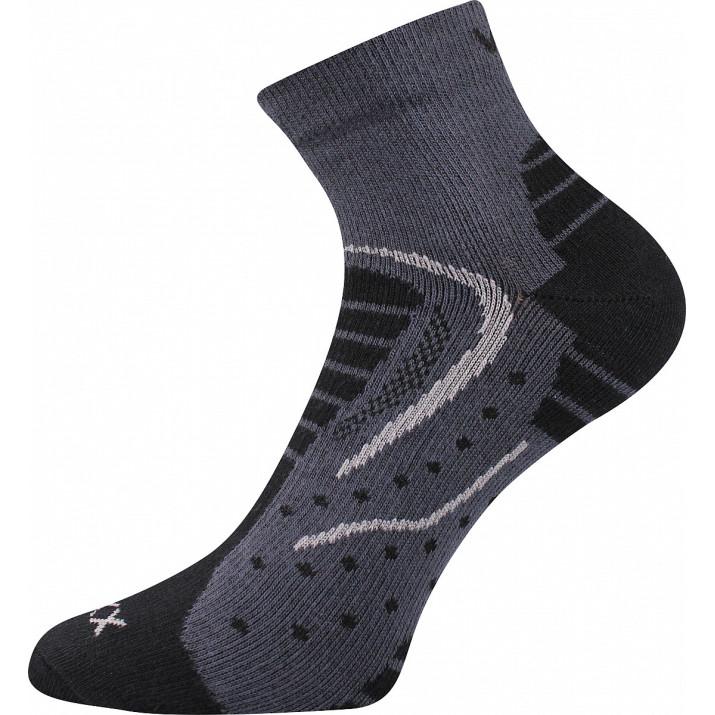 Ponožky Dexter tm.šedá