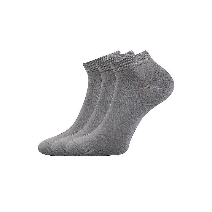 Ponožky Desi šedé 3 páry
