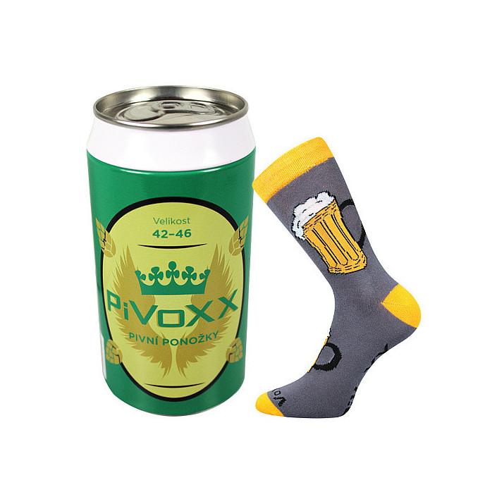 Ponožky PiVoXX v originální...