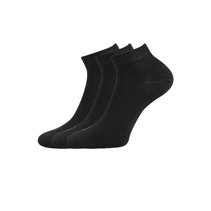 Ponožky Desi černé 3 páry
