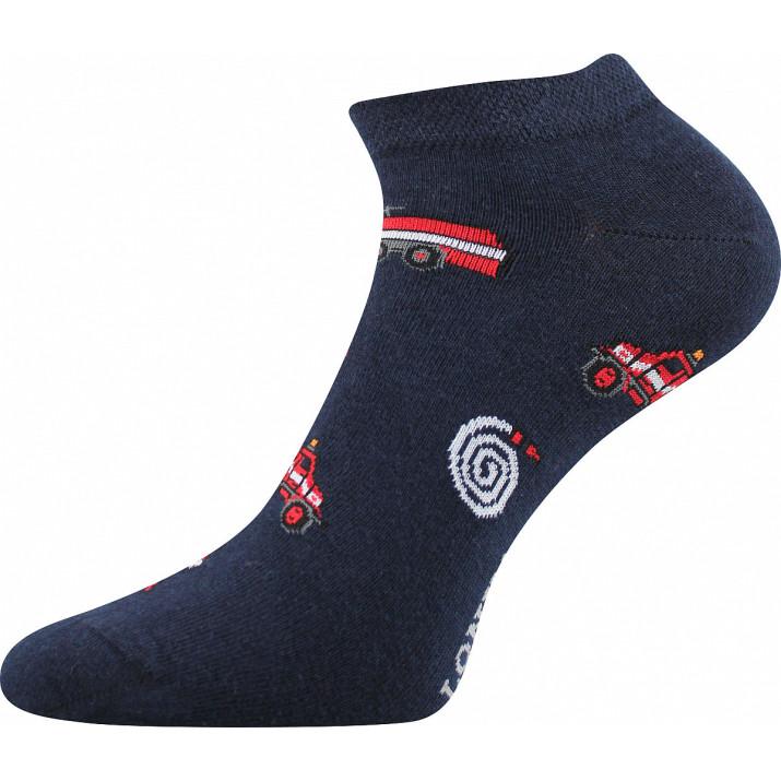 Barevné ponožky hasiči vz.1...
