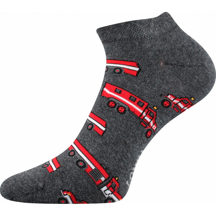 Barevné ponožky hasiči vz.2...