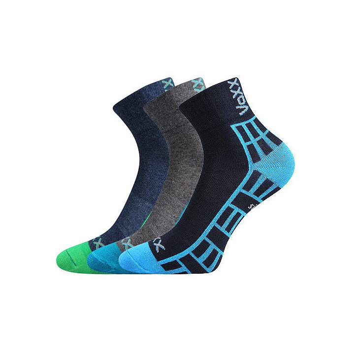 ponožky Maik - kluk 3 páry