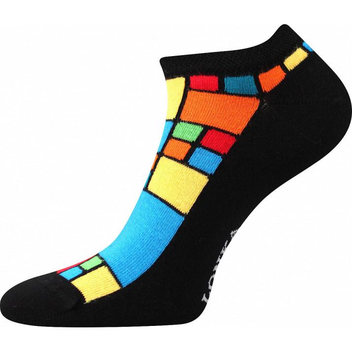 Barevné ponožky Weep A1-01