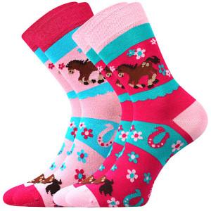 Ponožky horsík dětské 2 páry