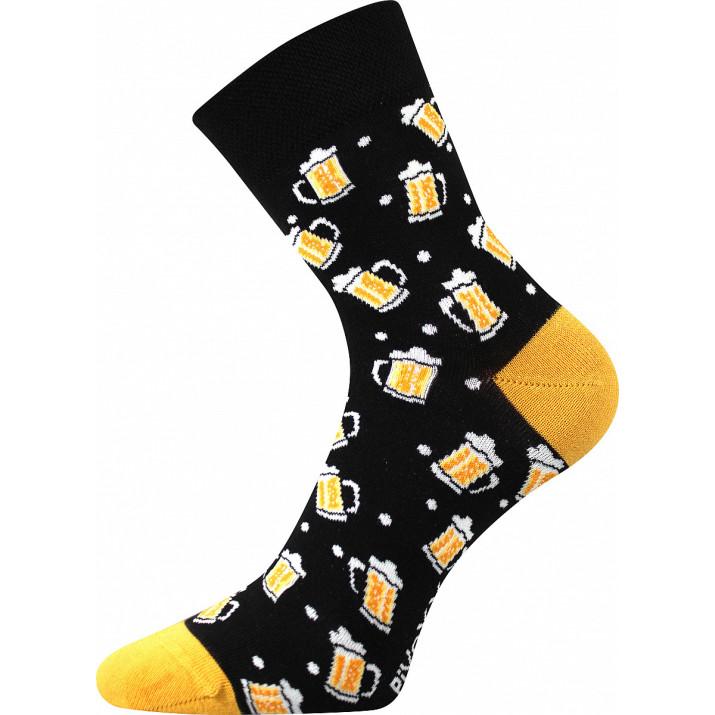 Ponožky barevné...