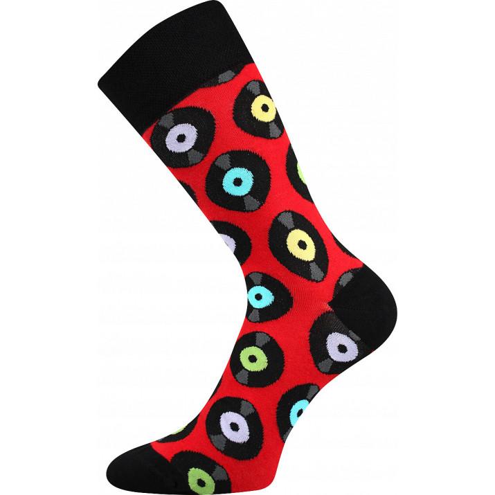 Barevné ponožky trendy LP