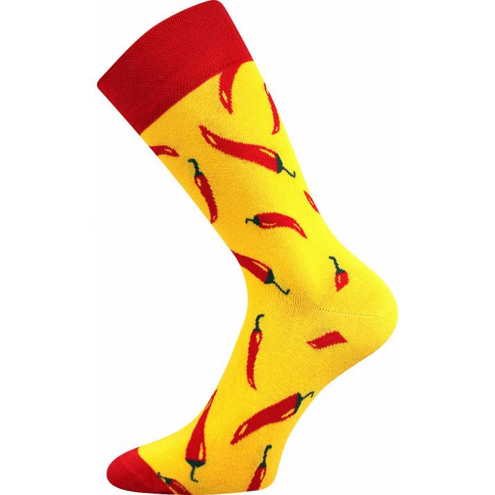 Barevné ponožky trendy Chilli