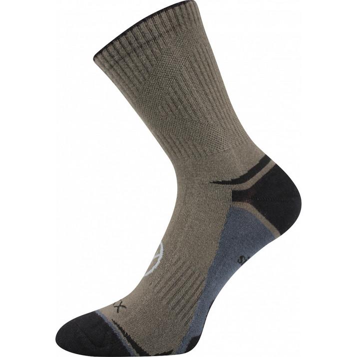 Ponožky Optifan khaki