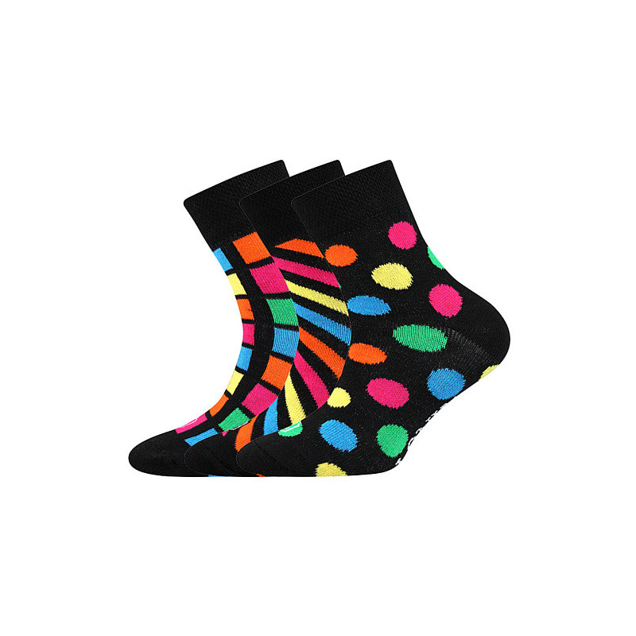 Ponožky Woodik mix H 3 páry