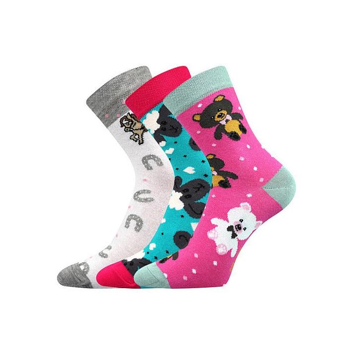 Ponožky dětské koník,...