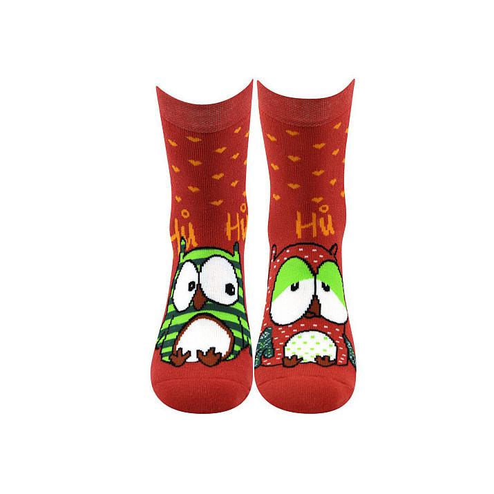 barevné ponožky ginger 1 pár
