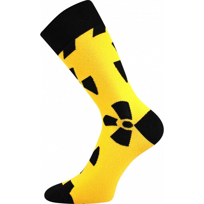 Barevné ponožky trendy radiace