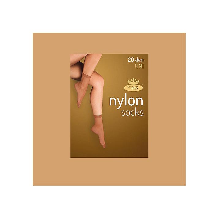NYLONsocks camel