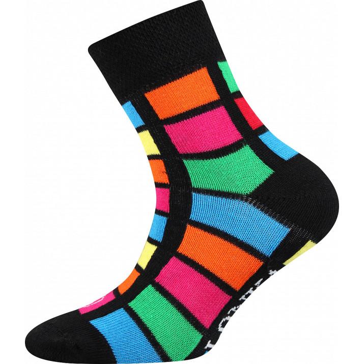 Ponožky Woodik obdelník