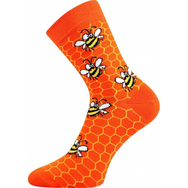 Ponožky Dětské včelka