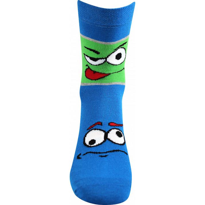 Ponožky Tlamik modré