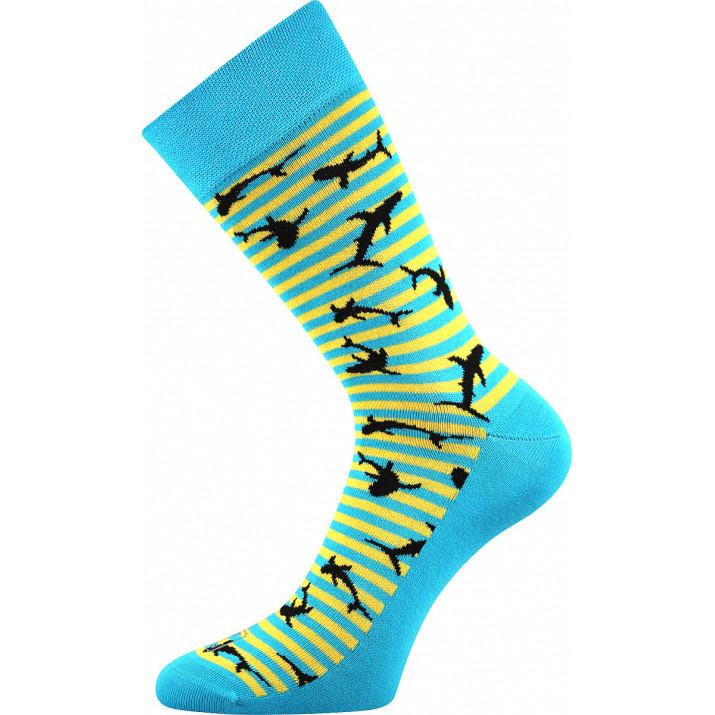 Ponožky Wearel žralok...