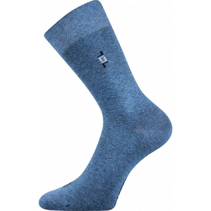 Ponožky Despok jeans melé