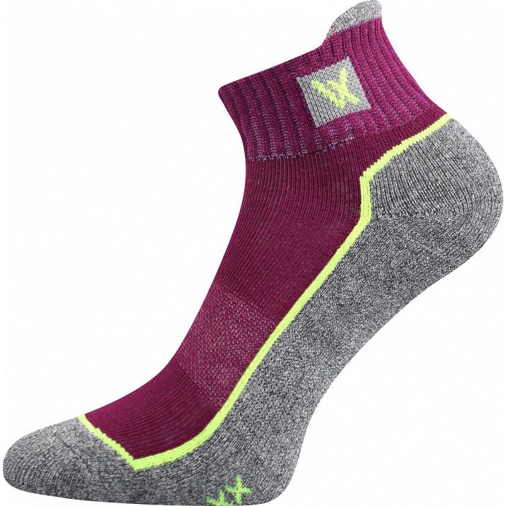 Ponožky Nesty fuxia