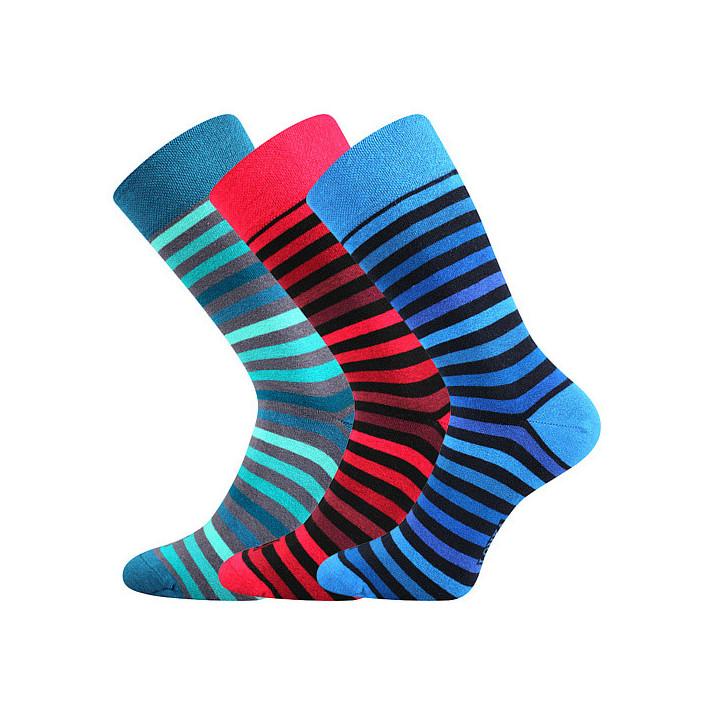 Barevné ponožky Deline...