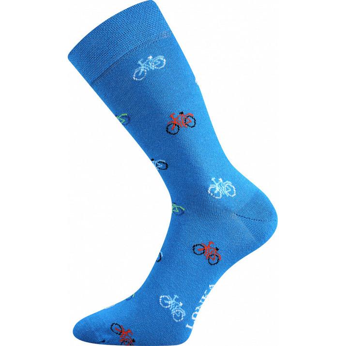 Barevné ponožky Woodoo R kola